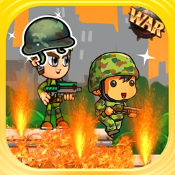 War Solider Dave Action & Adventure Fighting Game