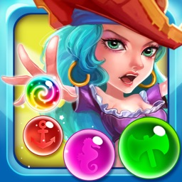 Bubble Pirates - Bubble Shooter puzzle game!