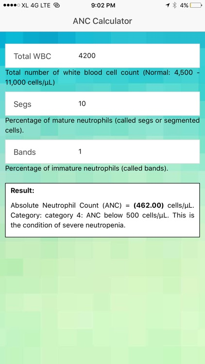 anc calculator absolute neutrophil count by putu angga risky raharja
