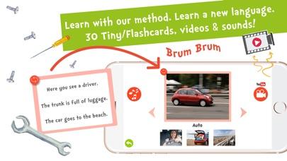 Screenshot #7 for Sami Tiny Flashcards Transportation Kids Apps