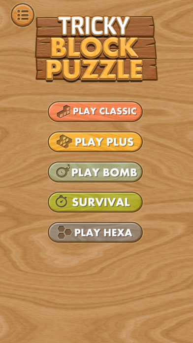 Tricky Block Puzzle screenshot 1