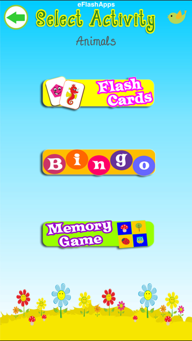 Baby Games, Flashcards, First Words for Preschool Screenshot on iOS