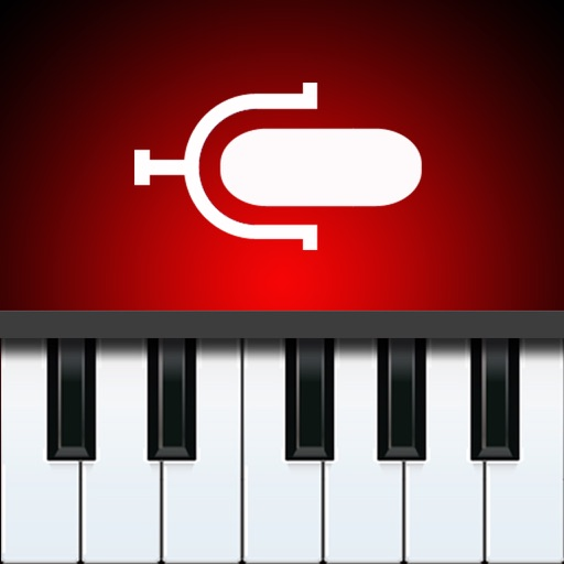 Pocket Voice - Talking Piano iOS App