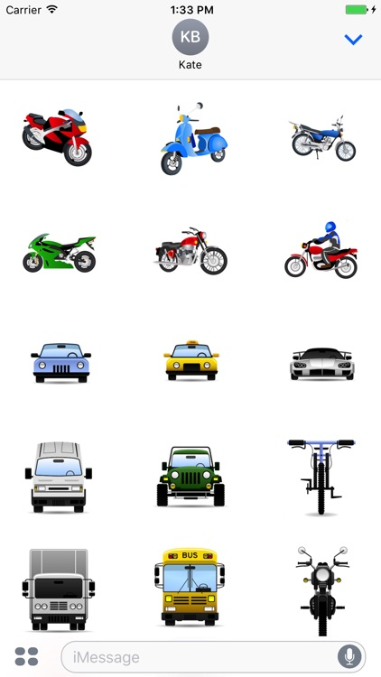 TrafficMojis - Traffic Stickers And Emojis