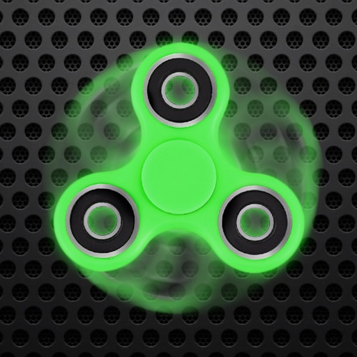 Fidget Spinner - The Spin Simulator Glow
