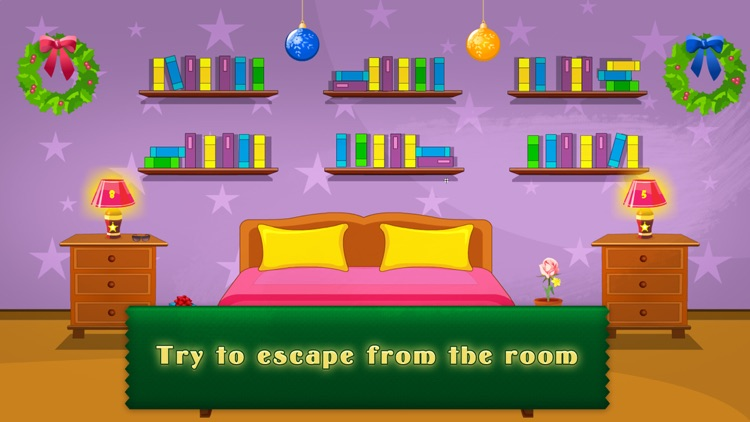 Can You Escape From The Little Santa House?
