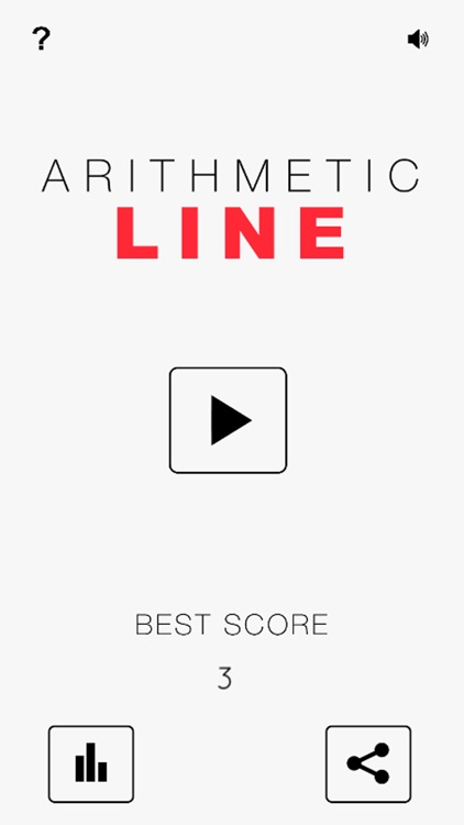 Arithmetic Line screenshot-0