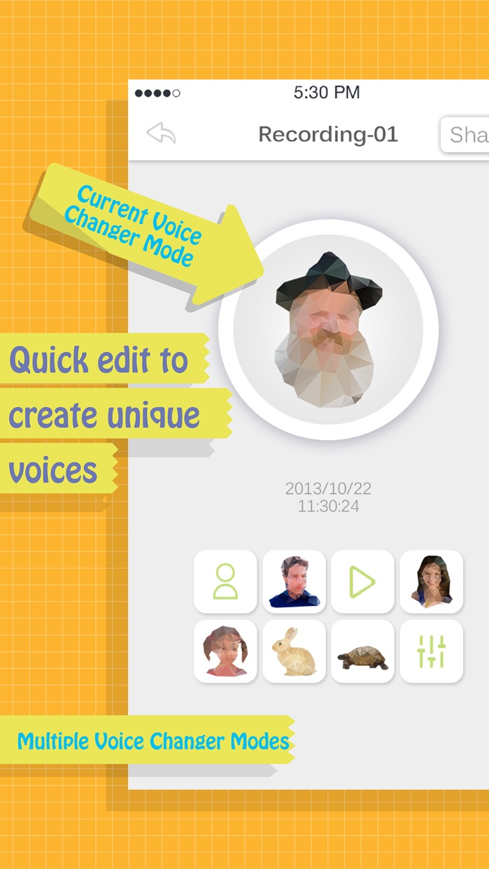 Voice Changer: Ultra Funny Prank Screenshot