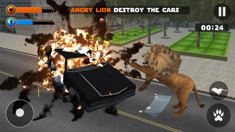 Super Lion Simulator ™ screenshot-4