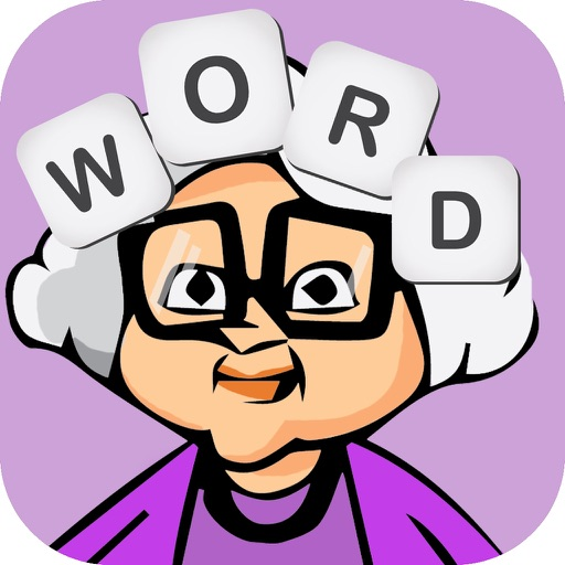 Word Cookies For Brain Teasers & Whizzle Search app logo
