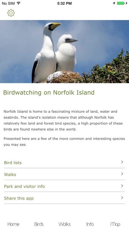 Norfolk Birds