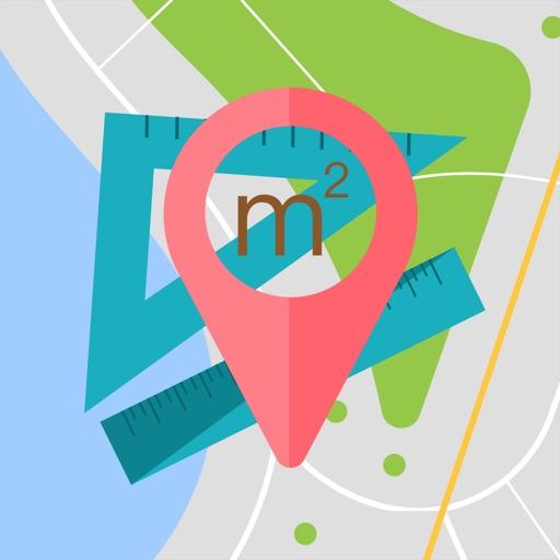 Planimeter  -  Measure the Distance & Area