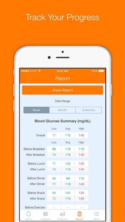 Sugar Sense - Diabetes App, Blood Glucose Mgmt