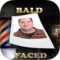 BaldFaced - The Bald Head Photo Booth