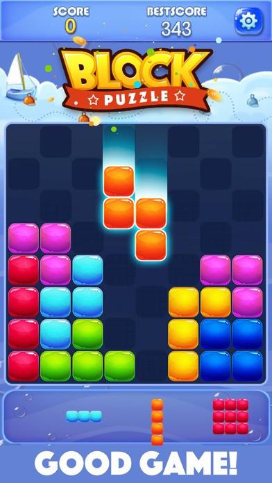 Candy Block Puzzle Blitzのスクリーンショット2
