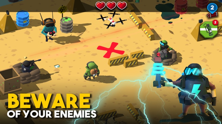 Bomb Hunters screenshot-3
