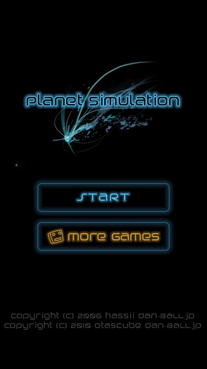 Planet simulation screenshot-3