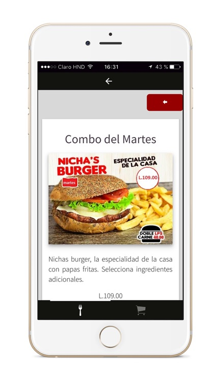 Nichas Burger screenshot-3