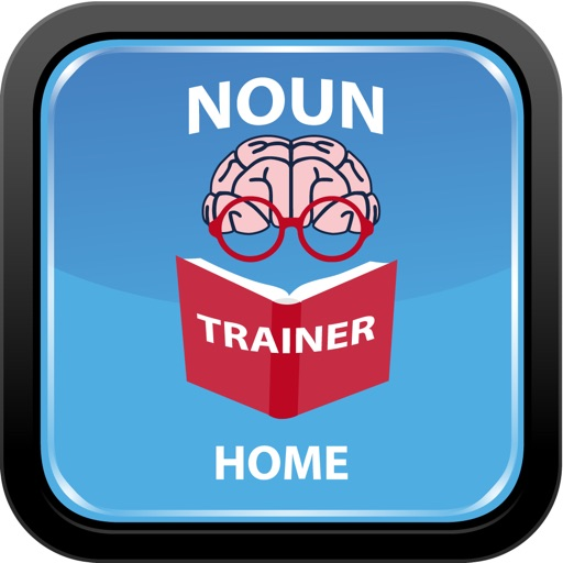 Noun Trainer Home - Word-finding for Aphasia