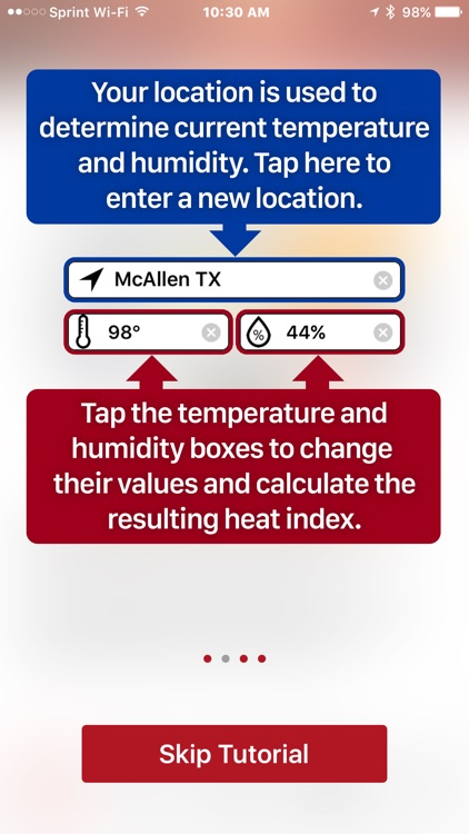 OSHA-NIOSH Heat Safety Tool screenshot-3