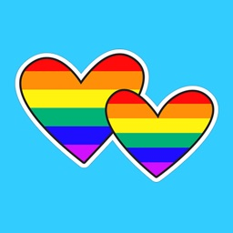 LGBT Love Stickers