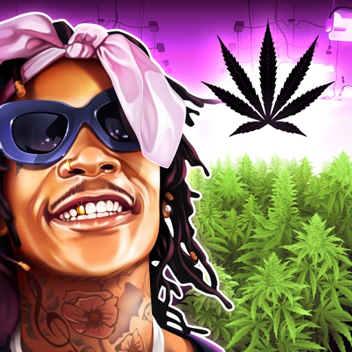 Wiz Khalifa's Weed Farm app logo