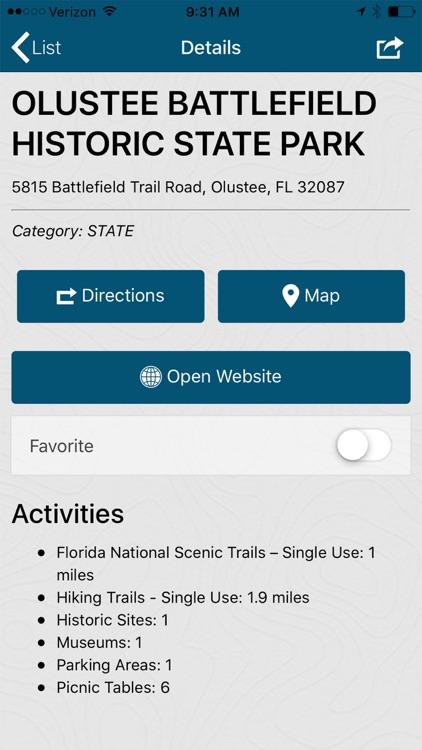 Outdoor Florida screenshot-4