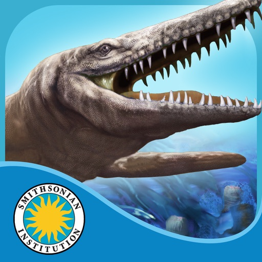 Mosasaurus: Mighty Ruler of the Sea - Smithsonian icon