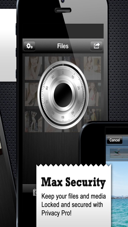 Privacy Folder Pro - Secret Photo & Video Storage screenshot-3