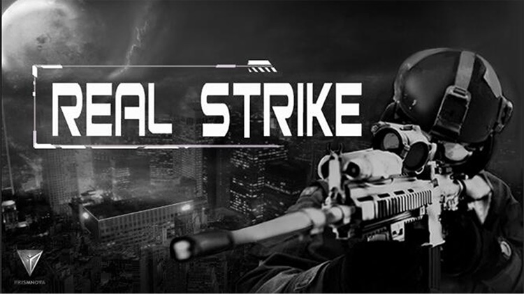 Real Strike-The Original 3D AR FPS Gun app