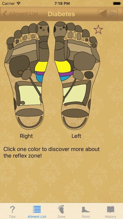 Foot reflexology: home remedy for chronic diseases screenshot-4
