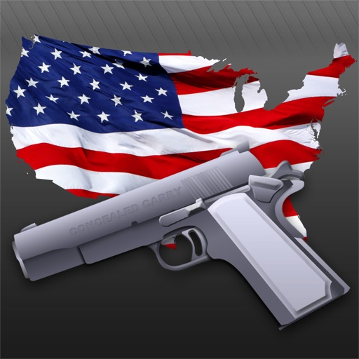 Concealed Carry App - CCW Permit Law & Reciprocity
