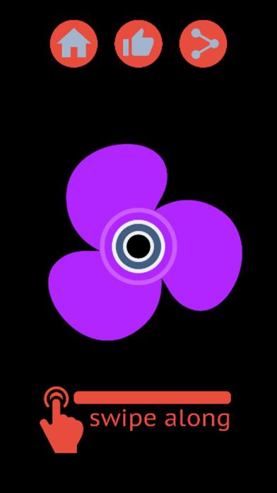 BLVCK Spinnerz: Fidget Spinner screenshot one