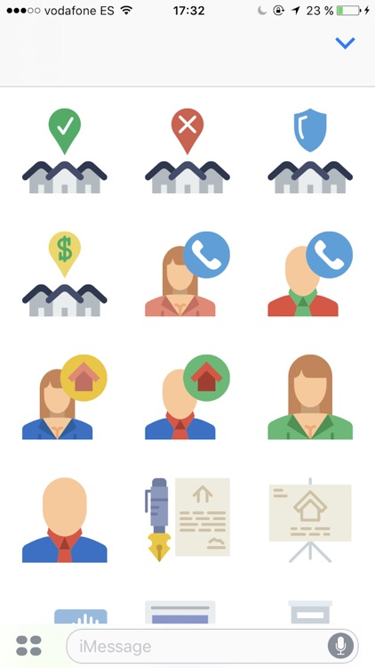 Home Group Stickers