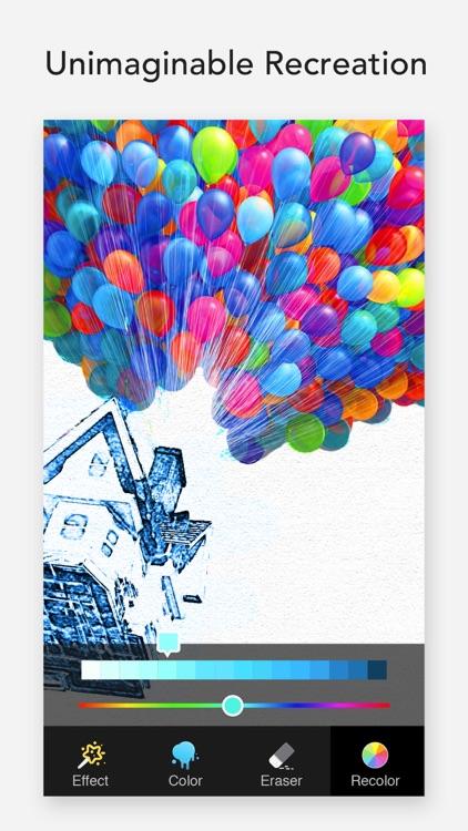 Color Lab – Recolor Your Photos