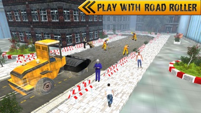 Road Construction: Build City for Heavy Traffic 3d screenshot 3