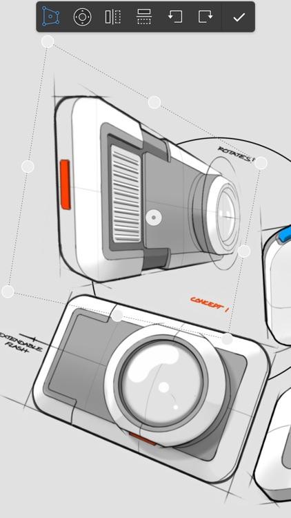 Autodesk SketchBook screenshot-4