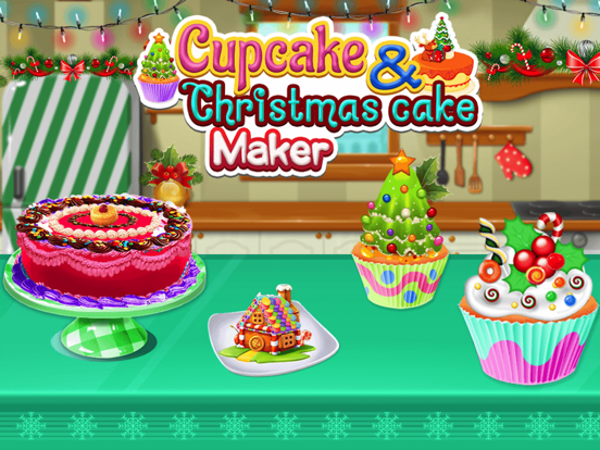 Cupcake Maker! screenshot 5