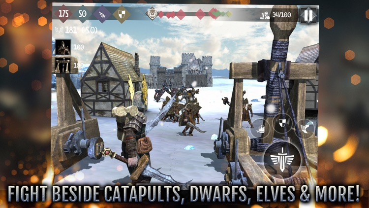 Heroes and Castles 2 Premium screenshot-4
