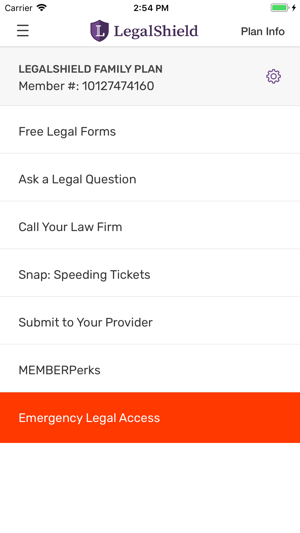 LegalShield, Law Firms On Call on the App Store