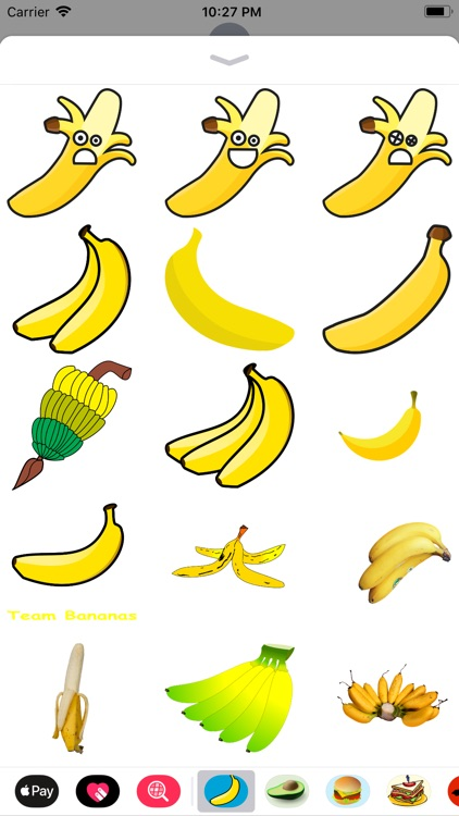 Go Bananas Stickers screenshot-3
