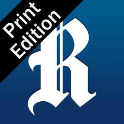 The Des Moines Register Print