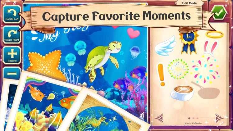 Splash: Ocean Sanctuary screenshot-3