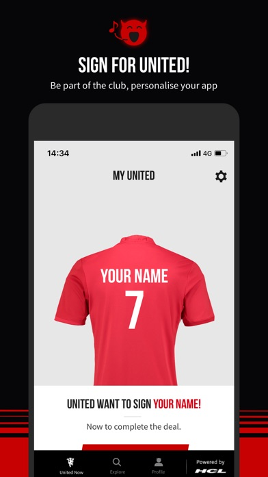 Manchester United Official App-3