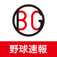 Hakuhodo DY media partners Inc. - BG野球速報 artwork