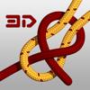 Knots 3D (ロープの結び方 - ノット アプリ)