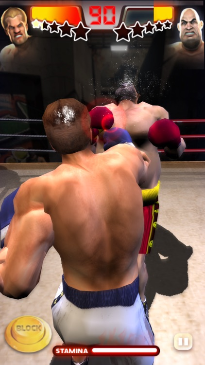 Iron Fist Boxing Lite screenshot-4