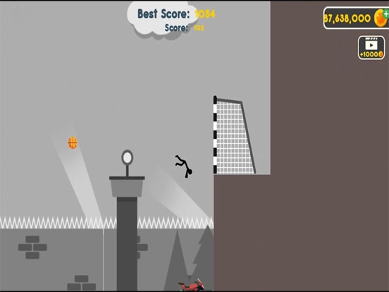 Stickman crash : ragdoll для iPad