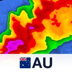 Weather Radar Australia - Rain