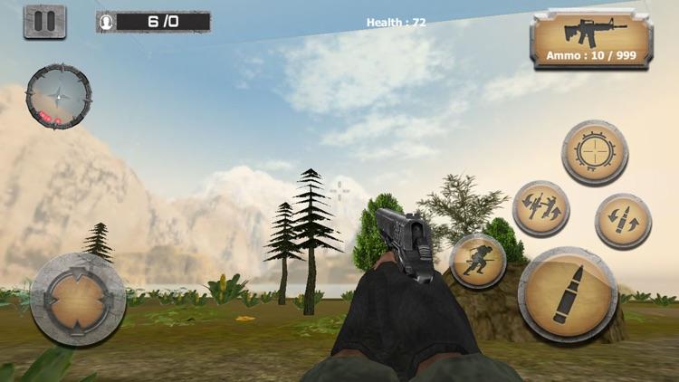 Dino Hunting Wild Simulator screenshot-4